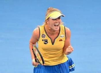Свитолина уверенно прошла в четвертьфинал Australian Open