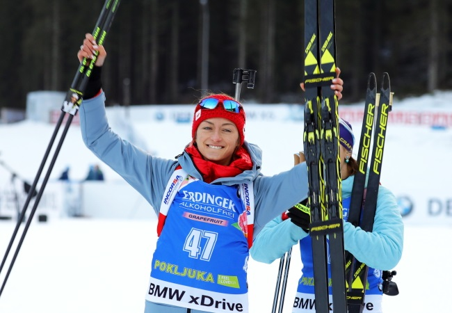 Biathlon: Career-best World Cup finish for Poland