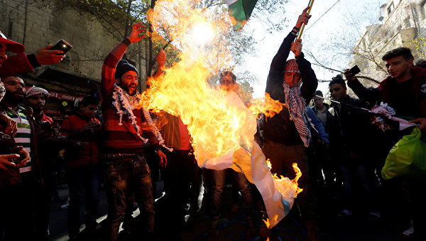 Столкновения из-за Иерусалима: 4 палестинца погибли, 888 ранены