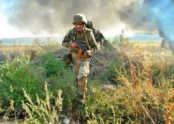 Боевики 15 раз обстреляли позиции Объединенных сил в пятницу