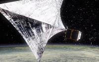 Астронавты МКС запустили спутник для отлова космичекого мусора