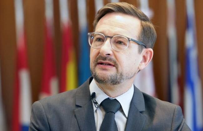 Під час візиту генсека ОБСЄ на Донбас обговорювалося питання функціонування КПВВ Золоте