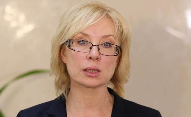 Денісова просить посла США вплинути на РФ, щоб до українців-політв'язнів допустили незалежного від Росії представника