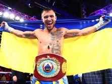 Ломаченко входит в тройку лучших боксеров мира по версии журнала The Ring