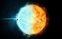 Рядом с Солнцем заметили яркий НЛО