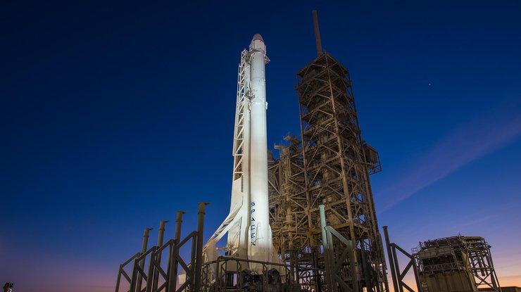 SpaceX повторно запустила первую ступень Falcon 9