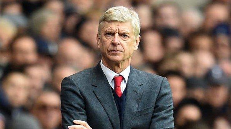 Арсен Венгер объявил об уходе из лондонского Арсенала