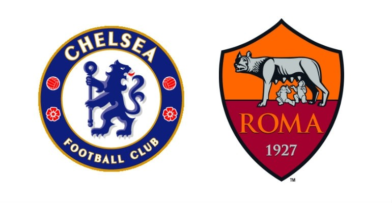 Челси - Рома: Онлайн-трансляция матча Лиги чемпионов