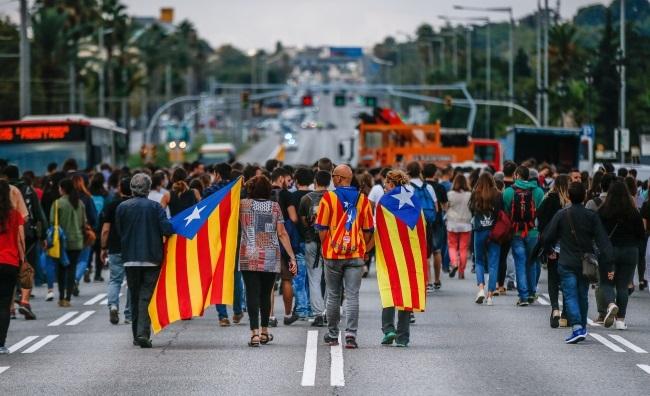 КС Испании признал незаконным референдум о независимости Каталонии