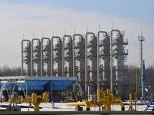 Украина начала отбирать больше газа из хранилищ