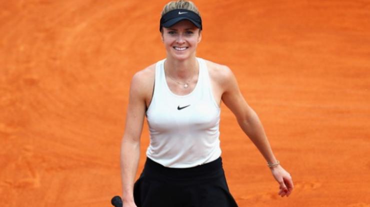 Украинская теннисистка одержала победу на турнире WTA