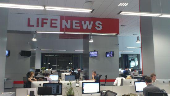 Российский телеканал Life прекратил свое вещание