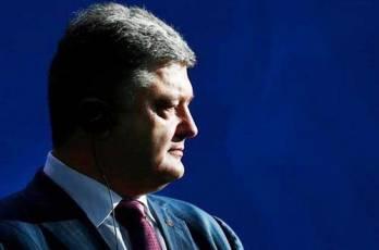 Порошенко выступает за бойкот ЧМ-2018 по футболу в России