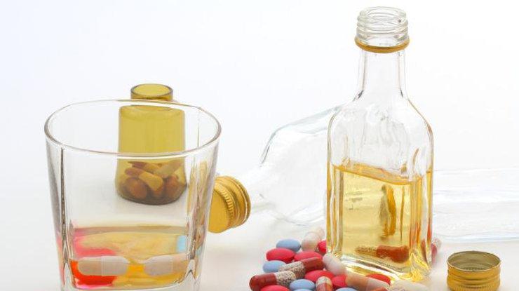 Здоровье: с чем категорически нельзя смешивать алкоголь