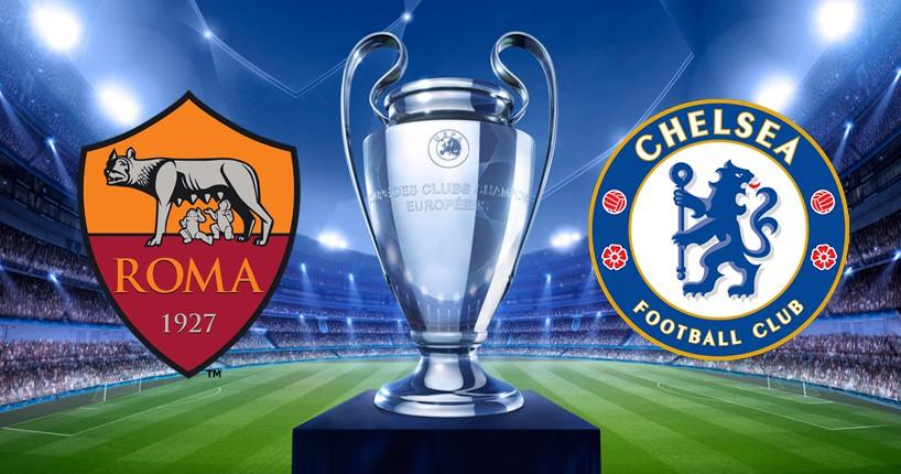 Челси - Рома: Сегодня состоится матч Лиги Чемпионов
