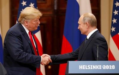 В РФ остались довольны встречей Путин-Трамп − CNN