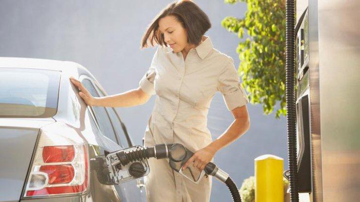Бензин в Украине стремительно дорожает