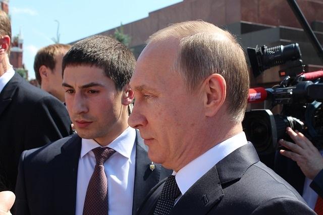 Владімір Путін хоче збільшити мобілізаційну готовність