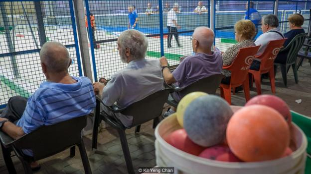 The race to save the game of bocce