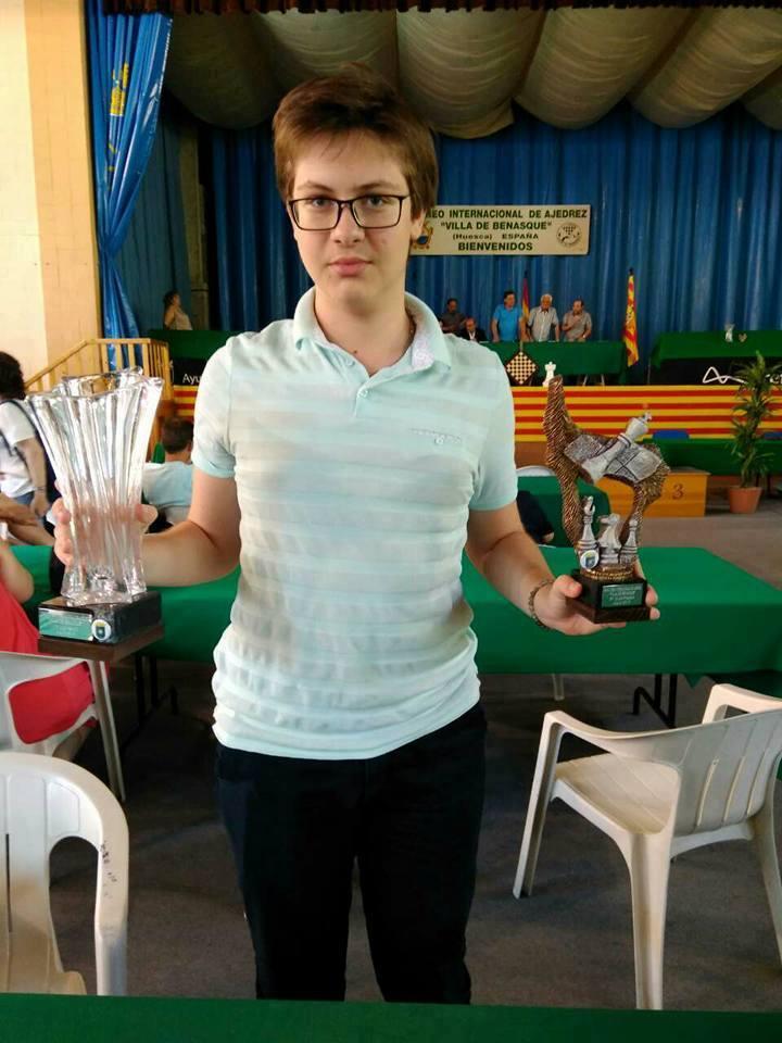 Киевлянин стал самым молодым гроссмейстером Европы