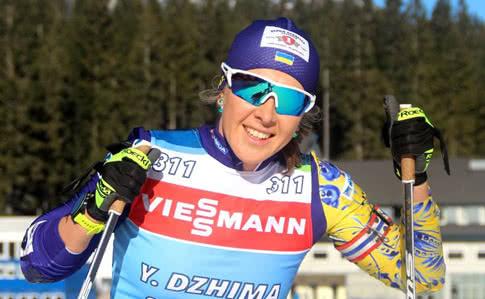 Украинка завоевала золото по биатлону на этапе Кубка мира