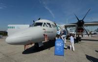 Украинский Ан-132D продемонстрировал свою маневренность на авиашоу в Париже (2 ВИДЕО)