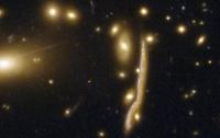 Хаббл сделал снимок космической змеи