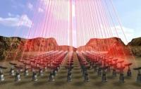 Множество лазеров может стать новым видом космического оружия, сопоставимого по мощности с ядерным