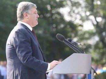Порошенко: Наша армія у найкращій формі, але попереду багато роботи щодо її зміцнення та сумісності зі стандартами НАТО