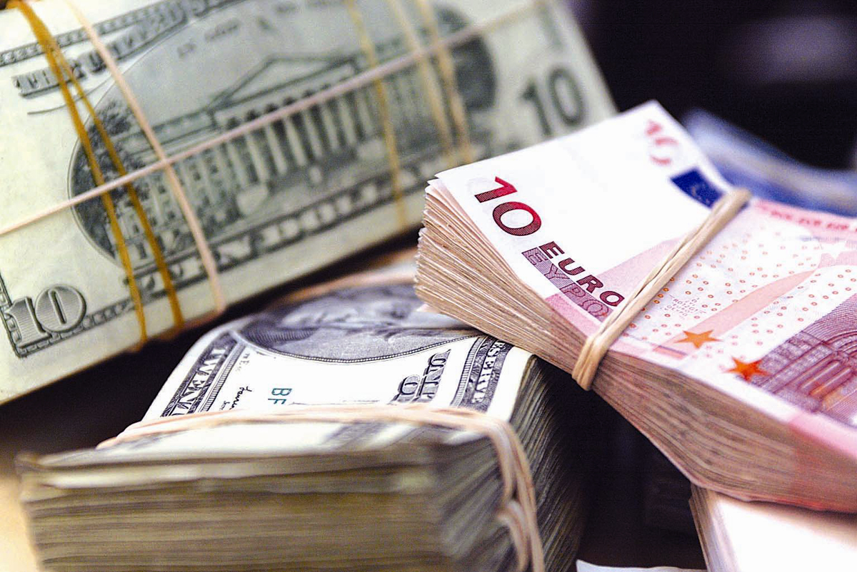 Готівковий курс валют на 28 жовтня: долар – 25,55-25,90 грн, євро – 27,80-28,40 грн