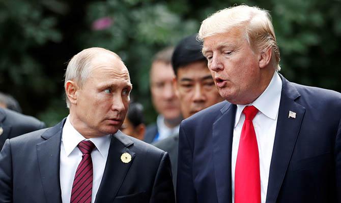 Трамп уклонился от ответа на вопрос о признании аннексии Крыма