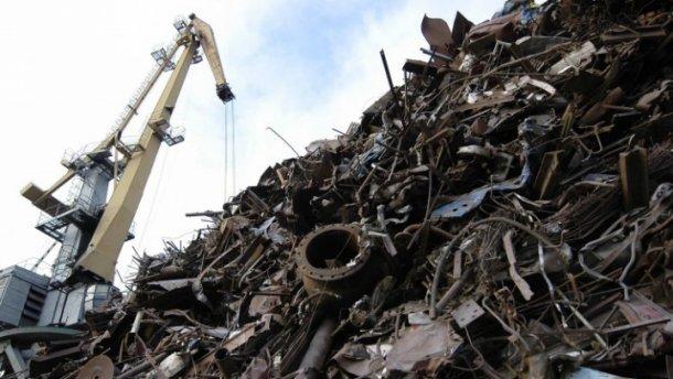 Український металобрухт йде в невизнане Придністровя, – голова обєднання підприємств
