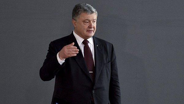 Порошенко заявил об ажиотажном спросе на украинскую ГТС