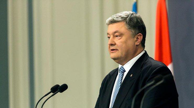 Экономика Украины непрерывно растет - Порошенко