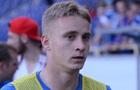 У игрока сборной Украины умер отец