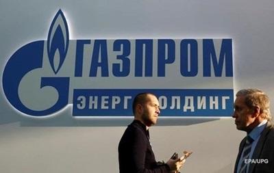 У Газпромі заявили про зростання прибутку в 16 раз