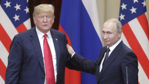 Мы готовы, если они не против: в Кремле заговорили о скорой встрече Путина и Трампа