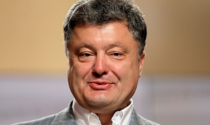 Порошенко пригласил новоизбранного президента Индии посетить Украину