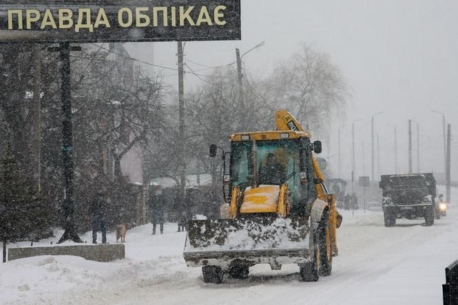 Мининфраструктуры: в Украине может возникнуть нехватка соли