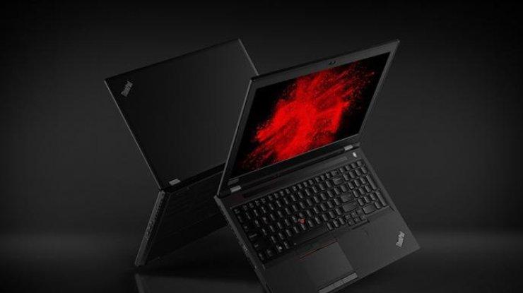 Lenovo показала самый мощный ноутбук в мире