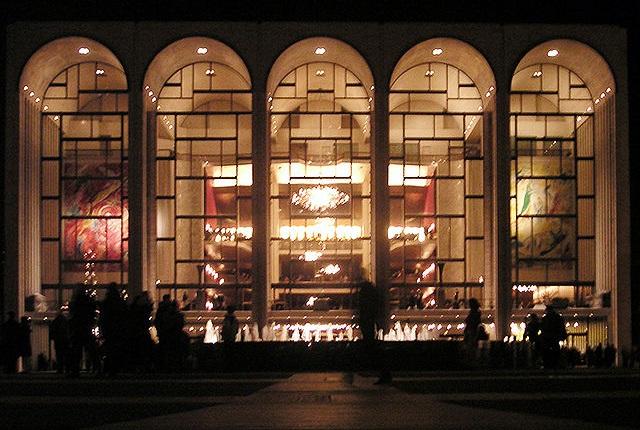 Polish tenor alongside Plácido Domingo at the Met