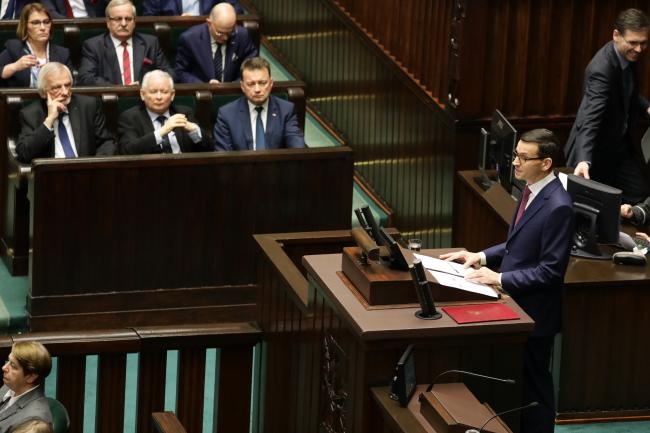 Матеуш Моравєцький: Це буде уряд продовження