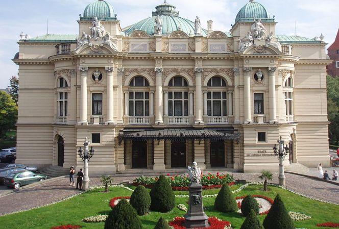 Театр в Кракові представить вистави з українськими написами
