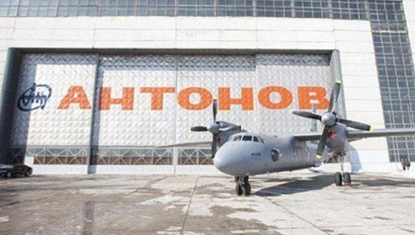 Антонов анонсировал выпуск 70-ти самолетов в ближайшие пять лет
