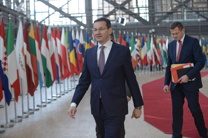 Poland in good position for EU budget talks - PM