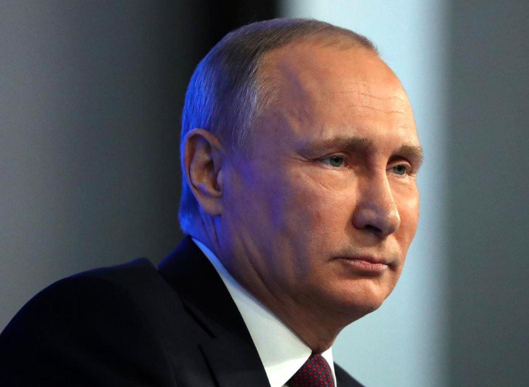 """Путин рассказал о последствиях в случае войны с США: """"Никто бы не пережил"""":"""