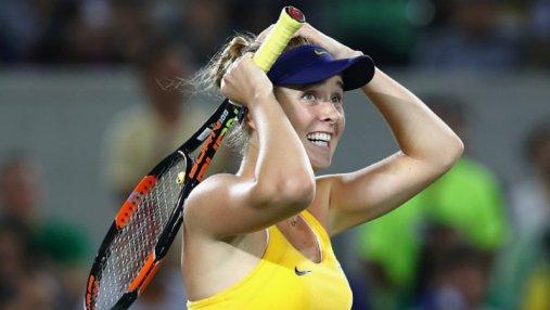 Свитолина – первая в истории украинская теннисистка, которая смогла квалифицироваться на чемпионат WTA