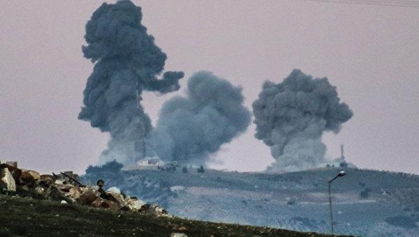 Операция в Сирии. Совбез ООН призвал Турцию к сдержанности