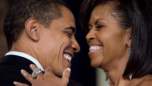 Названа дата выхода мемуаров Мишель Обамы