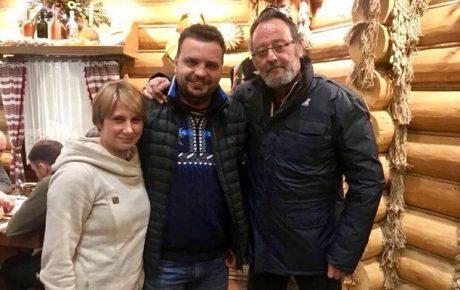 В Украину на съемки фильма приехал Жан Рено (ФОТО)